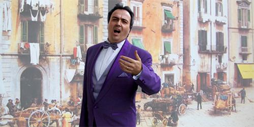 Peter-Matthias Born singt italienische Canzoni